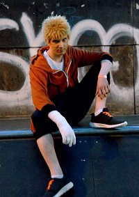 Cosplay-Cover: Uzumaki Naruto The Last Casual
