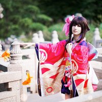 Cosplay-Cover: Kagura