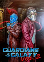 Cosplay-Cover: Yondu Udonta