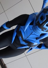 Cosplay-Cover: BlueBeetle (Female Version)