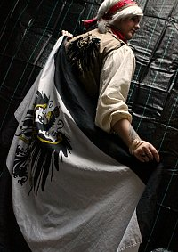 Cosplay-Cover: Preußen // Pirat