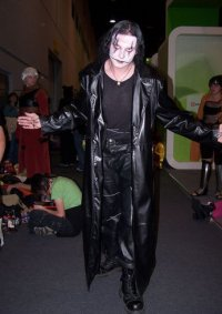Cosplay-Cover: Erik Draven (The Crow)