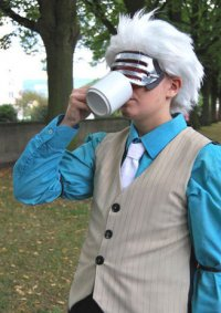 Cosplay-Cover: Godot