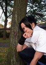 Cosplay-Cover: Sasuke Uchiha - Shippuuden 3. Vers.
