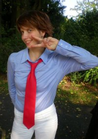 Cosplay-Cover: Kaitou Kid