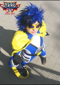 Cosplay-Cover: Digimon-Kaiser