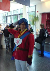 Cosplay-Cover: Shining Armor