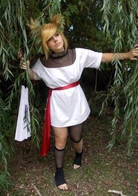 Cosplay-Cover: Temari