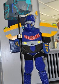 Cosplay-Cover: Sentinel Prime