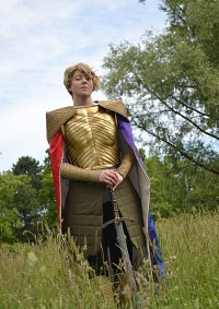 Cosplay-Cover: Brienne of Tarth