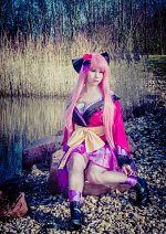 Cosplay-Cover: Luka Megurine Magnet Extreme