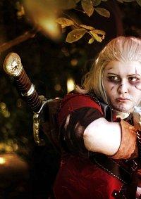 Cosplay-Cover: Geralt von Riva 'Wolf Armor'
