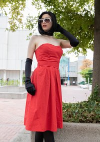 Cosplay-Cover: Scarlet Overkill