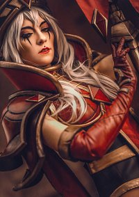 Cosplay-Cover: Sally Whitemane