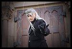 Cosplay-Cover: Xemnas [Halloween Town 2.0]