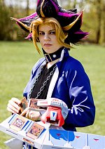 Cosplay-Cover: Yami Yugi - Battle City