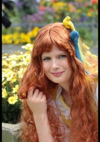 Cosplay-Cover: Maiden Curly Crown (Lady Lockenlicht - Artwork)