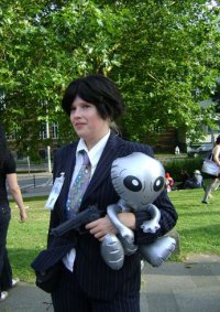 Cosplay-Cover: Special Agent Fox Mulder