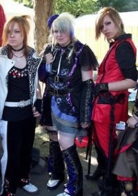 Cosplay-Cover: Yuuto [Gather Roses]