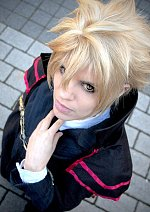 Cosplay-Cover: Giotto