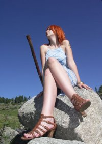 Cosplay-Cover: Nami ∫Chaptercover 107∫