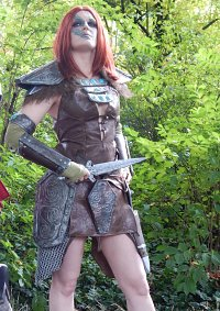 Cosplay-Cover: Aela