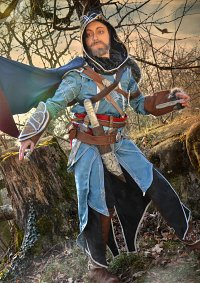 Cosplay-Cover: Ezio Auditore Da Firenze [Revalations]