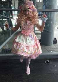 Cosplay-Cover: Explodierter Cupcake 2.0