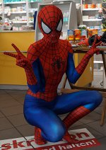Cosplay-Cover: Ultimate Spider-Man