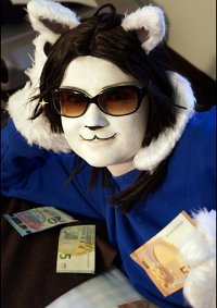 Cosplay-Cover: Temmie [Tem villager]