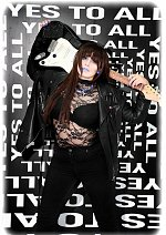 Cosplay-Cover: Glam Rock