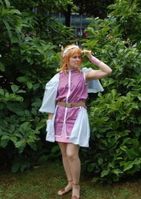 Cosplay-Cover: Chris (The Legend of Heroes II)