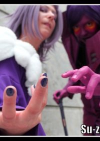 "Cosplay-Cover: Arbok [Thema: ""Violett Shadows""]"