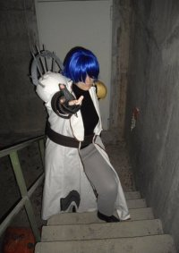 Cosplay-Cover: Legato Bluesummers