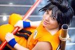 Cosplay-Cover: Son Goku