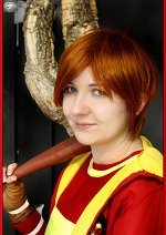 Cosplay-Cover: George Weasley - Quidditchuniform