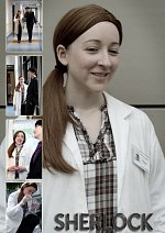 Cosplay-Cover: Molly Hooper [BBC]
