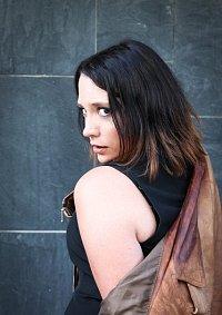 Cosplay-Cover: Posh Spice ~Victoria Beckham[brown/black dress]