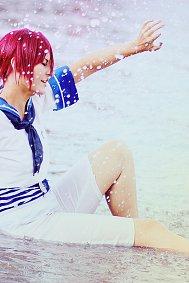 Cosplay-Cover: Rin Matsuoka (Sailor)