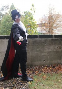 Cosplay-Cover: Tuxedo Mask (Anime)