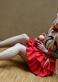 Cosplay-Cover: Chii [Red Queen, Artbook]