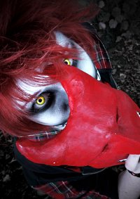 Cosplay-Cover: Lock / Furcht (Teenagerversion)