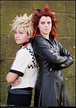 Cosplay-Cover: Roxas ~ Twilight Town