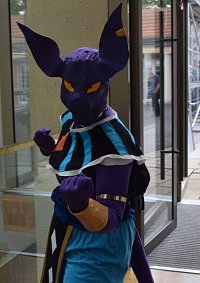 Cosplay-Cover: Beerus
