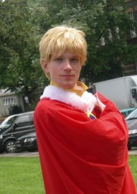 Cosplay-Cover: Prince Bright
