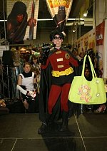 Cosplay-Cover: Robin (one year later-red suit)