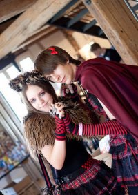 Cosplay-Cover: Wolfi
