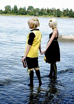 Cosplay-Cover: Kagamine Rin [Sternchen Version xD?!]