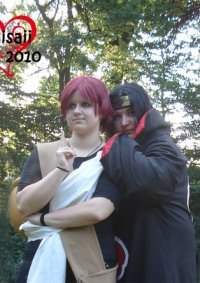 Cosplay-Cover: Sabaku no Gaara [砂瀑の我愛羅]-Basic