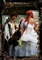Cosplay-Cover: Suzaku Kururugi (Knight of Zero)